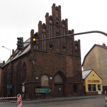 Kaplica Św. Ducha w Trzebiatowie