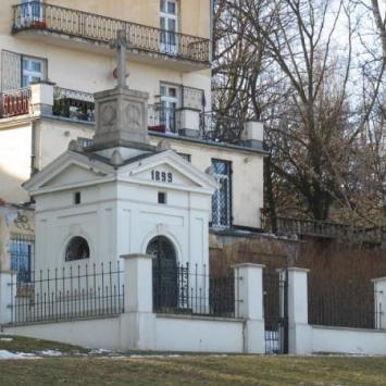 Grobowiec Szustrów w Warszawie
