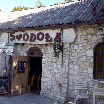 Karczma Stodoła w Ogrodzieńcu