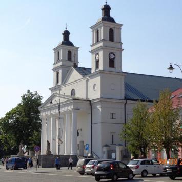 Konkatedra Św. Aleksandra w Suwałkach - zdjęcie
