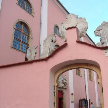 Kościoł Św. Jana Chrzciciela w Cieplicach