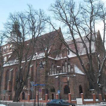 Kościół Mariacki w Gryficach