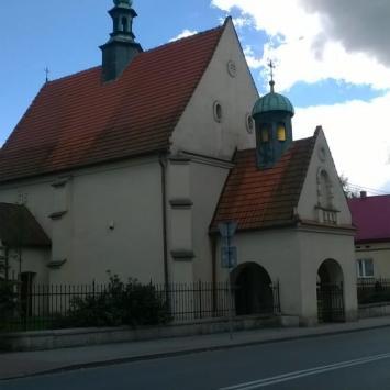 Kościół Ofiarowania NMP w Skawinie