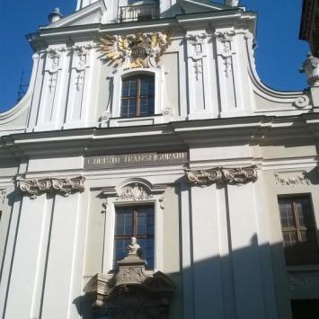 Kościół Przemienienia Pańskiego w Krakowie