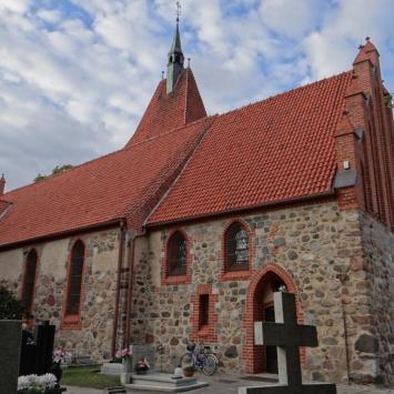 Kościół Św. Bartłomieja w Unisławiu