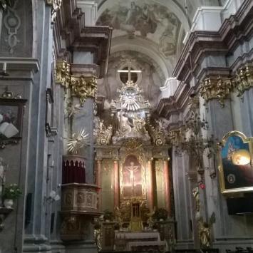 Kościół bonifratrów w Krakowie