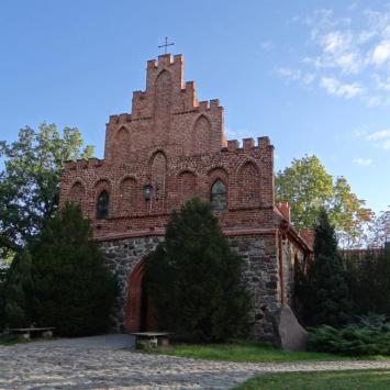 Kościół w Bierzgłowie