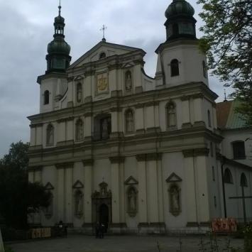 Kościół Św. Bernardyna ze Sieny w Krakowie
