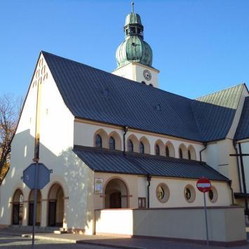 Kościół Św. Jakuba w Człuchowie