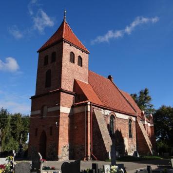Kościół w Świerczynkach