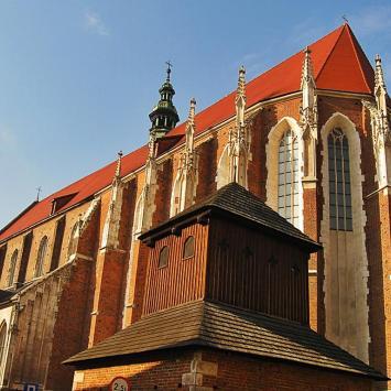 kościół Św. Katarzyny i Św. Małgorzaty w Krakowie