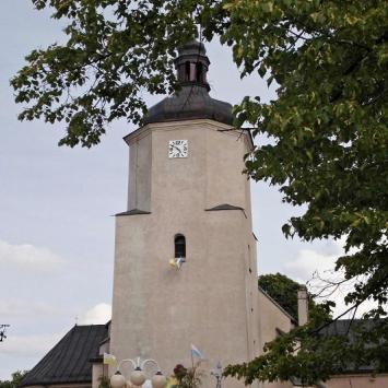 Kościół Św. Katarzyny w Woźnikach