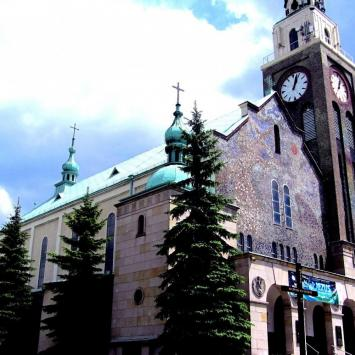 Kościół MB Bolesnej w Mysłowicach