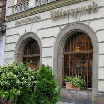 Restauracja Wierzynek w Krakowie