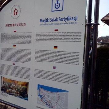 Miejski Szlak Fortyfikacji w Kołobrzegu