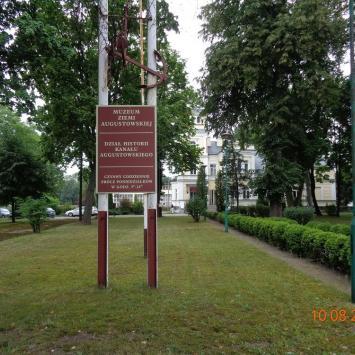 Muzeum Historii Kanału Augustowskiego w Augustowie