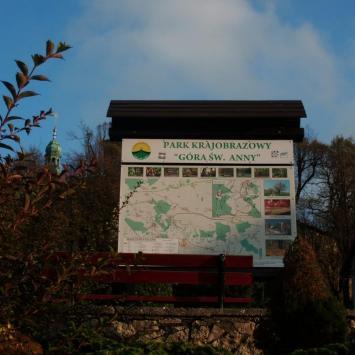 Park Krajobrazowy Góra Św. Anny
