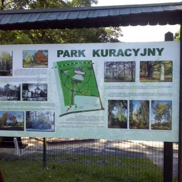 Park Kuracyjny w Ustroniu