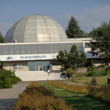 Planetarium w Olsztynie - zdjęcie