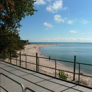 Plaża na Helu - zdjęcie