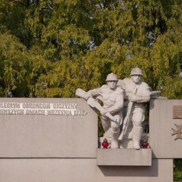 Pomnik 3 Pułku Ułanów w Woźnikach