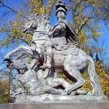 Pomnik Jana III Sobieskiego w Warszawie
