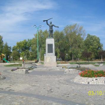 Pomnik Powstańca Śląskiego w Świętochłowicach