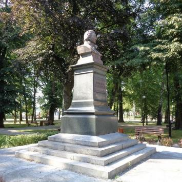 Pomnik Kościuszki w Ostródzie