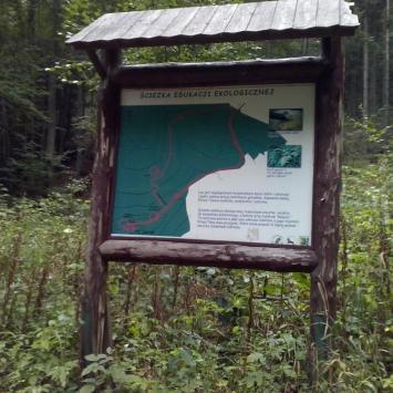 Ścieżka Edukacji Ekologicznej Osówka