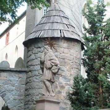 Pomnik Św. Nepomucena na Szczytniku