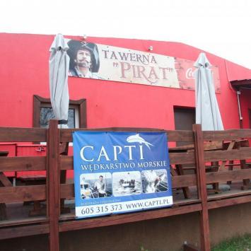 Tawerna Pirat w Mielnie Unieściu