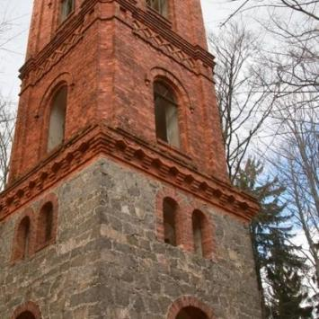 Wieża w Jeleniej Górze Maciejowej