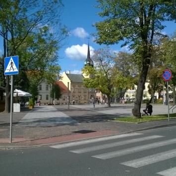 Rynek w Skawinie