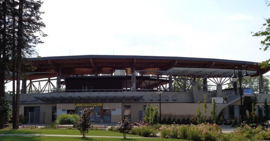 Amfiteatr w Ostródzie - zdjęcie