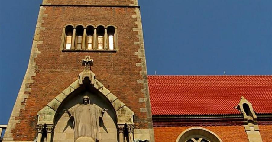 Bazylika Najświętszego Serca Pana Jezusa w Krakowie - zdjęcie