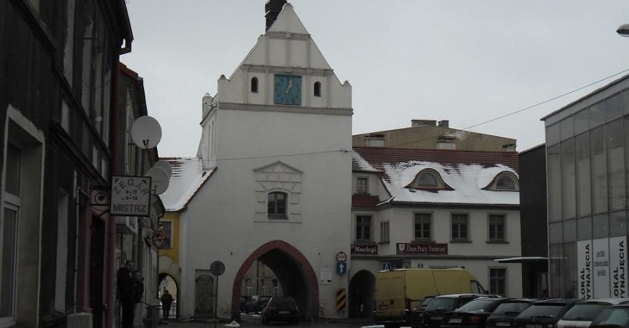 Brama Kamienna w Gryficach - zdjęcie