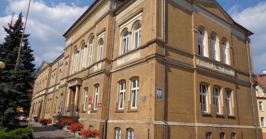 Budynek Urzędu Miasta w Ostródzie - zdjęcie