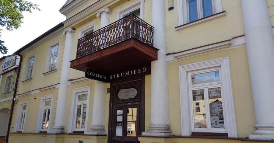 Galeria Strumiłło w Suwałkach - zdjęcie