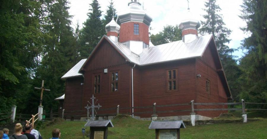 Dawna cerkiew w Kamiannej - zdjęcie