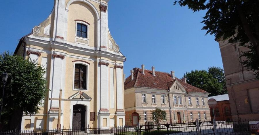 Cerkiew Przemienienia Pańskiego w Reszlu - zdjęcie