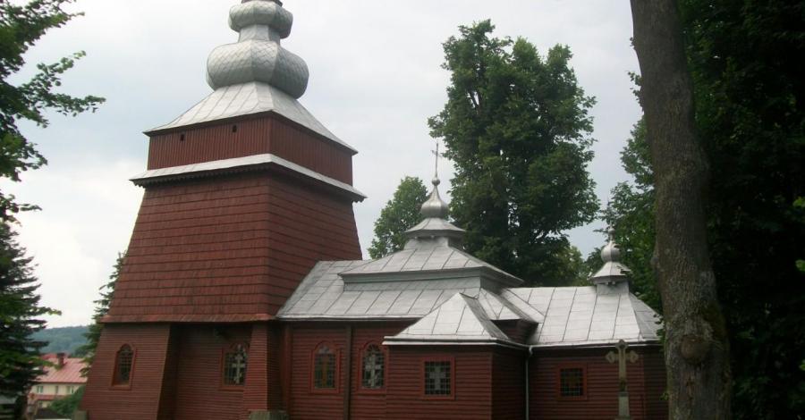 Cerkiew Św. Kosmy i Damiana w Tyliczu - zdjęcie