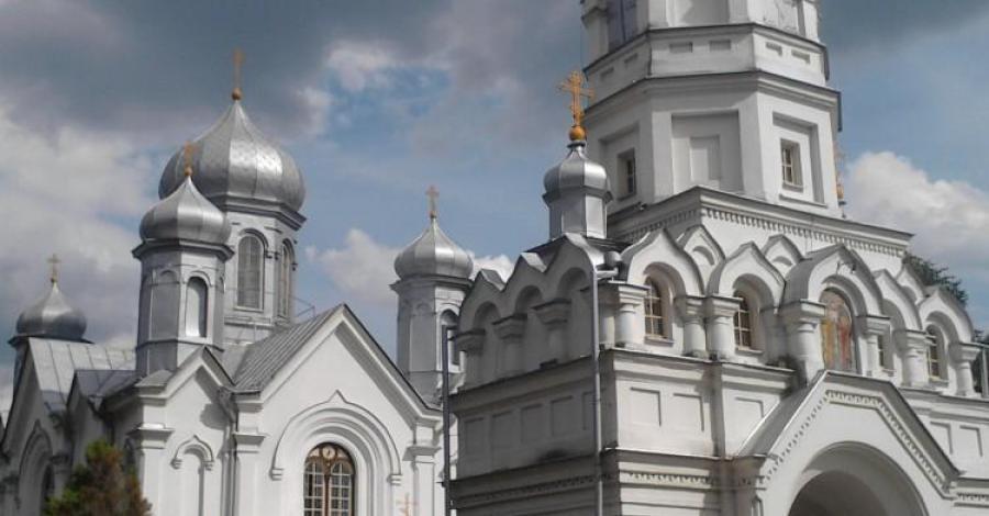 Cerkiew w Wasilkowie - zdjęcie