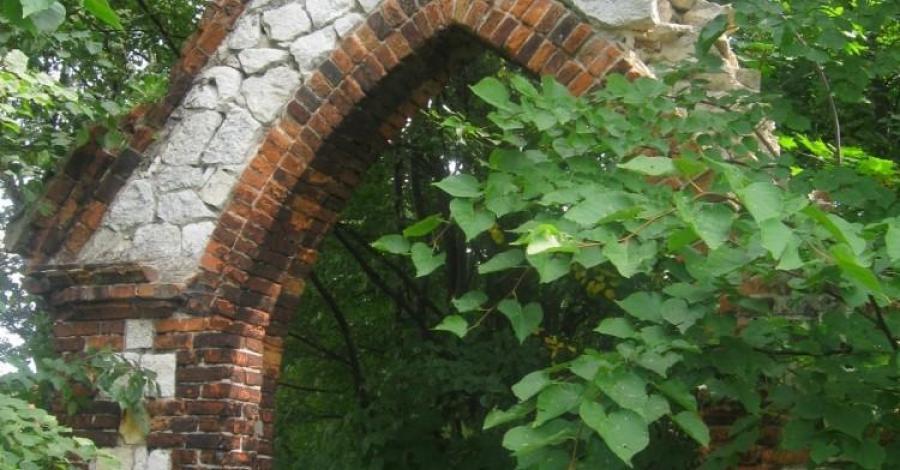Cmentarz ewangelicki w Pilicy - zdjęcie