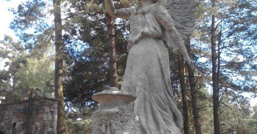 Cmentarz w Wasilkowie - zdjęcie