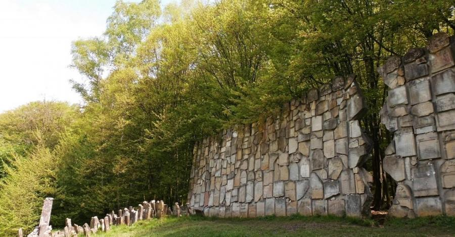Cmentarz żydowski w Kazimierzu Dolnym - zdjęcie
