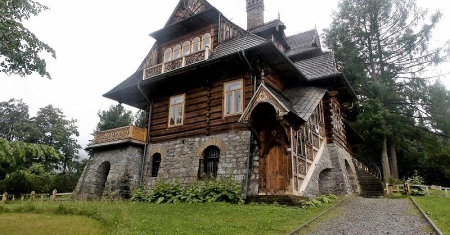 Dom Pod Jedlami w Zakopanem, Magdalena