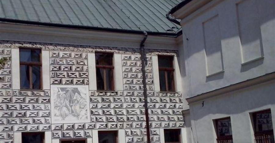 Dom Św. Kingi w Starym Sączu - zdjęcie