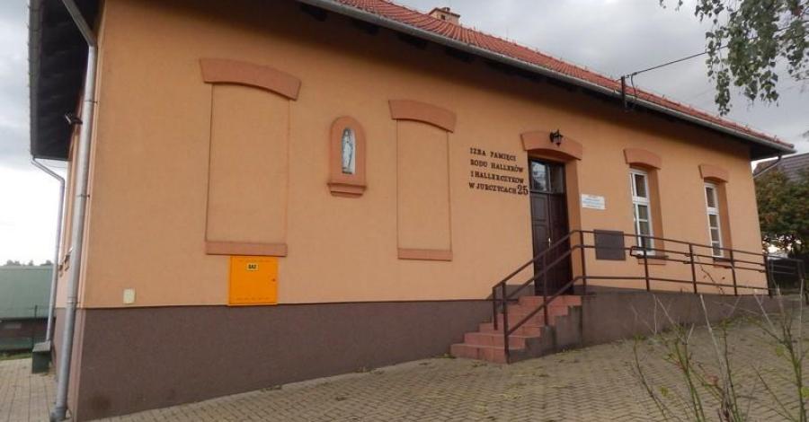 Dwór Hallerów w Jurczycach - zdjęcie