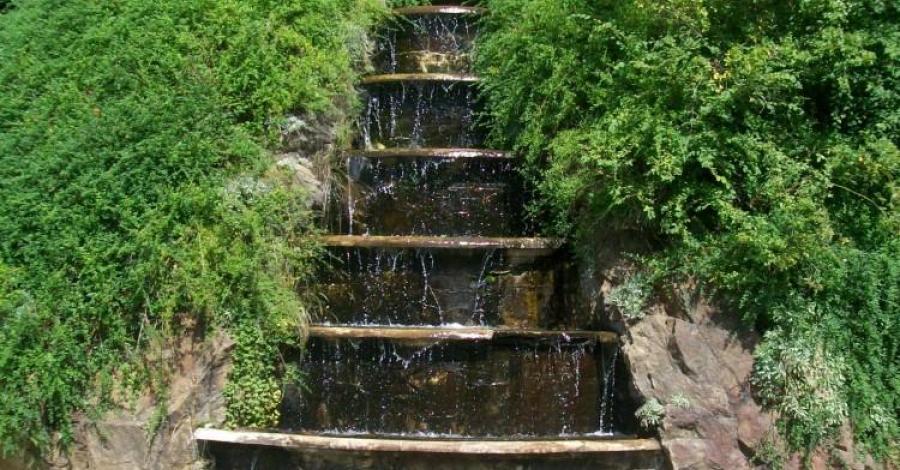 Ogrody przy zamku Książ - zdjęcie