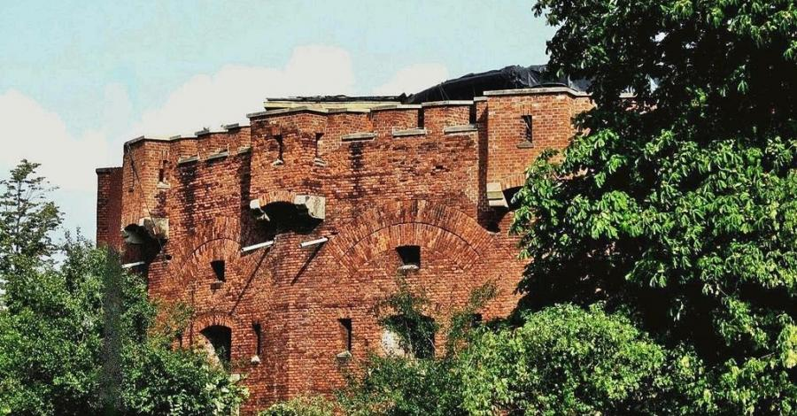 Fort Św. Benedykta w Krakowie - zdjęcie